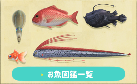 【あつ森】角満式お魚図鑑一覧【あつまれどうぶつの森】